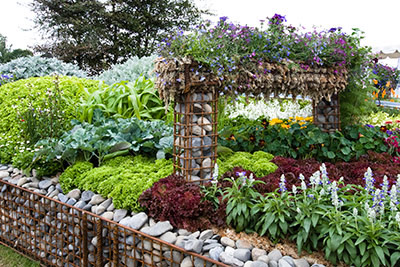 Download flower bed plans ideas pdf flower box plans diywoodplans - Flower and lawn landscaping ideas ...