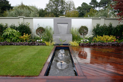 part 2 formal garden design