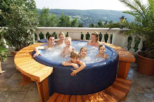 Hot Tubs Portable Spas Soft Tubs Jacuzzis And Garden